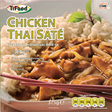 Chicken Thai Saté
